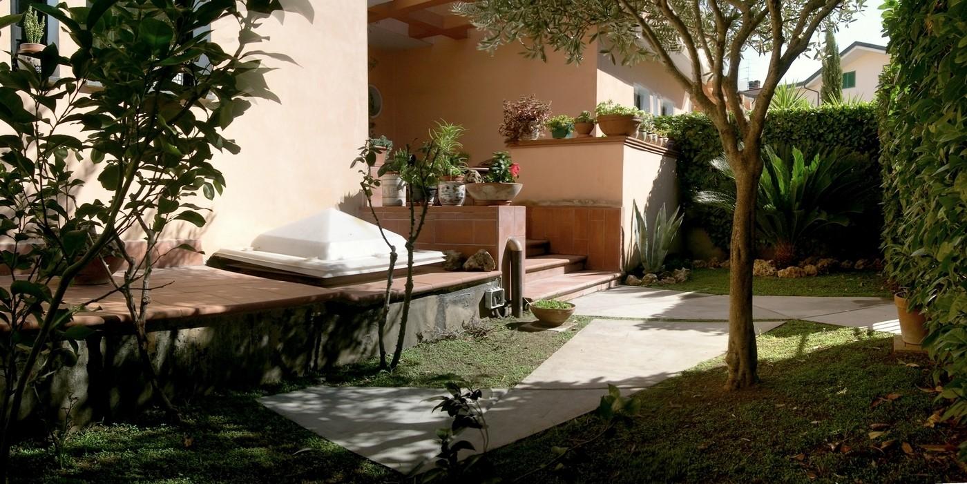 Excellent un piccolo giardino che lascia il anno di area - Progetto giardino piccolo ...